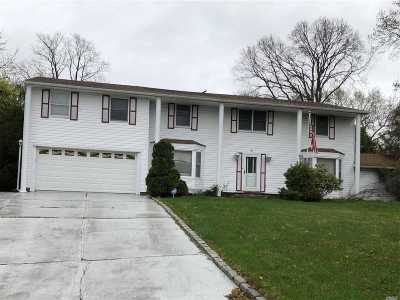 Suffolk County Single Family Home For Sale: 7 Edieann Ct