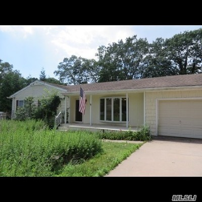 Suffolk County Single Family Home For Sale: 48 Flint Pl