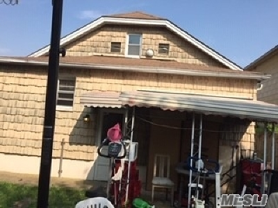 Nassau County Single Family Home For Sale: 114 Terrace Ave