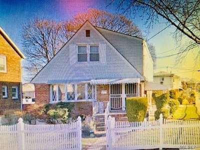 Queens County Multi Family Home For Sale: 117-49 Nashville Blvd Blvd