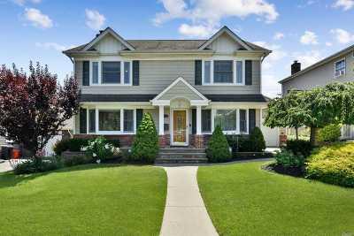 Mineola Single Family Home For Sale: 273 Roselle St