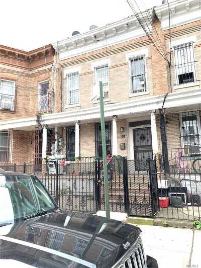 Brooklyn Multi Family Home For Sale: 64 Hale Ave
