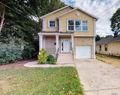 Hempstead Single Family Home For Sale: 25 Elm Ave