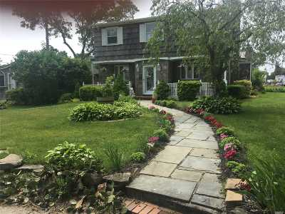 Patchogue Multi Family Home For Sale: 60 Lake Shore Dr
