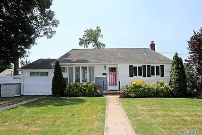 Bellmore Single Family Home For Sale: 2532 Clinton St