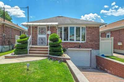 Whitestone Single Family Home For Sale: 160-46 23rd Ave