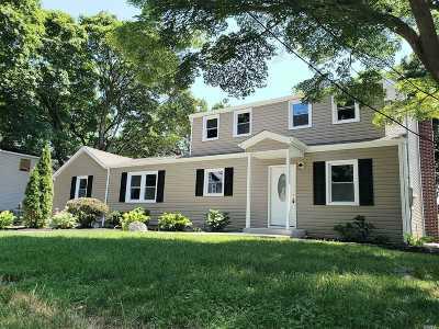 Huntington Single Family Home For Sale: 106 E 2nd St