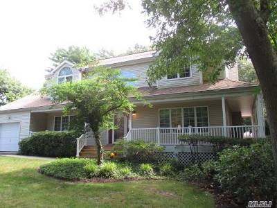 Patchogue Single Family Home For Sale: 30 Hallock Rd