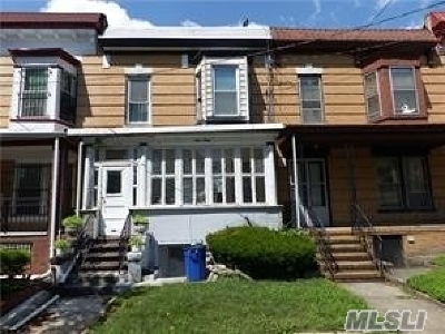 Brooklyn Single Family Home For Sale: 940 E 32nd St
