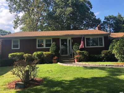 Mastic Single Family Home For Sale: 221 Main Ave