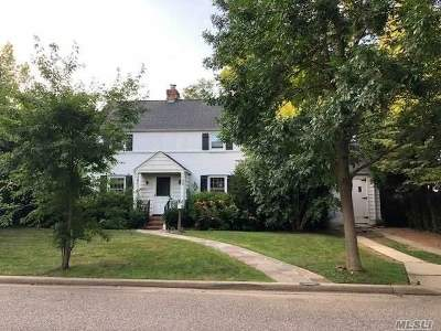 Wantagh Single Family Home For Sale: 3545 Island Rd