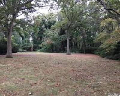 Holbrook Residential Lots & Land For Sale: Patchogue-Holbro Rd