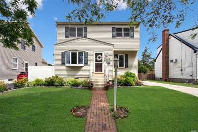Wantagh Single Family Home For Sale: 2459 Woodland Ave