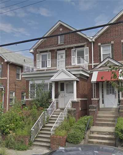 Jackson Heights Multi Family Home For Sale: 3551 71st St