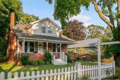 Medford Single Family Home For Sale: 75 Ohio Ave