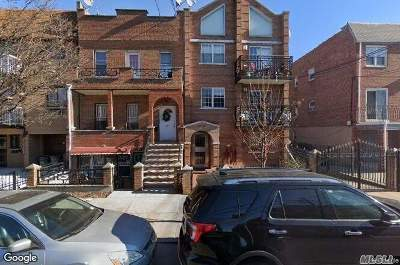 Woodside Multi Family Home For Sale: 32-27 55th St