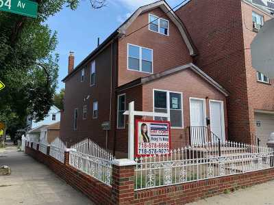 Elmhurst Multi Family Home For Sale: 85-44 54 Ave