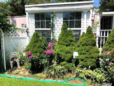 Suffolk County Single Family Home For Sale: 620 Montauk Hwy
