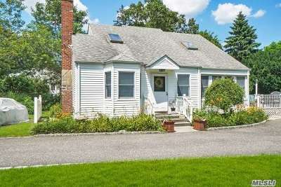 Sayville Single Family Home For Sale: 5 Carrie Ave