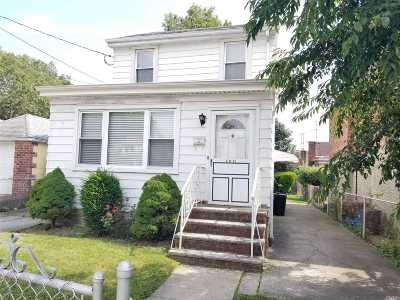 Flushing Single Family Home For Sale: 150-10 Bayside Ave