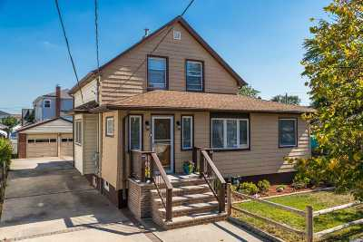 E. Rockaway Single Family Home For Sale: 50 Third Ave