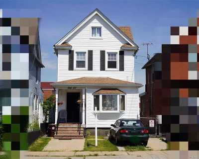 Flushing Multi Family Home For Sale: 144-07 Holly Ave