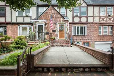 Bayside Single Family Home For Sale: 32-36 Bell Blvd