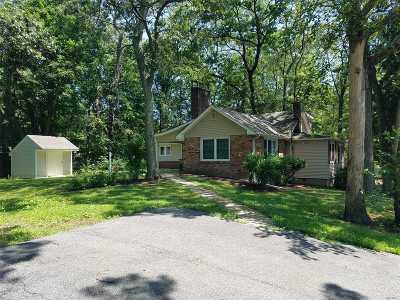 Sound Beach Single Family Home For Sale: 66 Plandome Rd