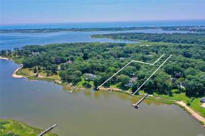 Quogue Single Family Home For Sale: 17 Bay Road