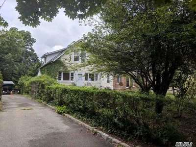 Baldwin Single Family Home For Sale: 624 Seaman Ave