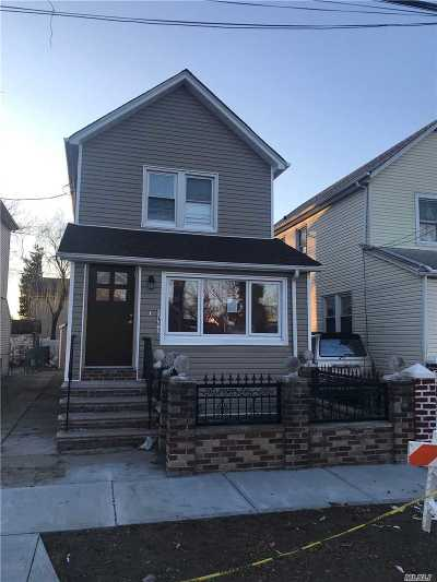 Queens Village Single Family Home For Sale: 102-38 216th St