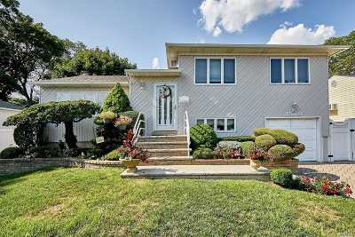 Seaford Single Family Home For Sale: 3589 Marjorie Ln