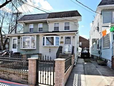 Ozone Park Single Family Home For Sale: 95-18 Linden Blvd