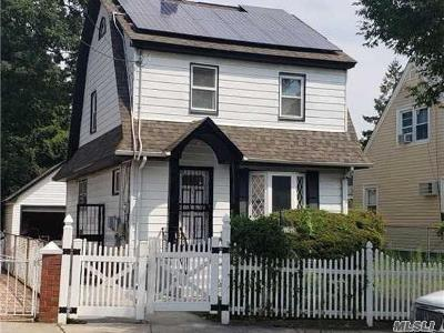 Queens Village Single Family Home For Sale: 110-11 223rd St