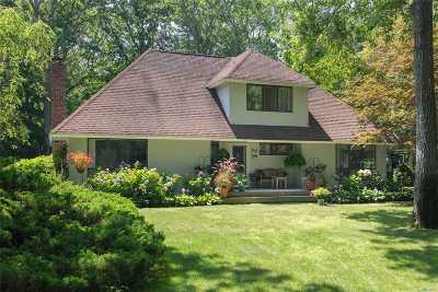 E. Quogue Single Family Home For Sale: 5 Skyes Neck Ct