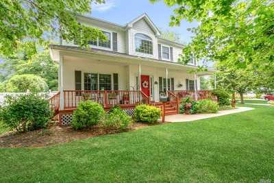Babylon Single Family Home For Sale: 46 Montrose Ave