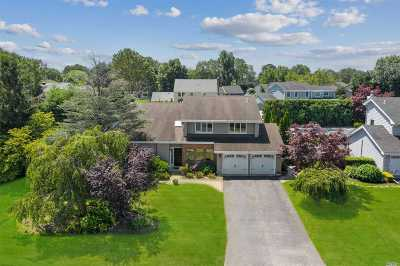 Commack Single Family Home For Sale: 17 Timber Ridge Dr
