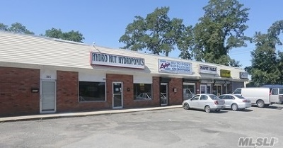 Medford Commercial For Sale: 3690 Horseblock Rd