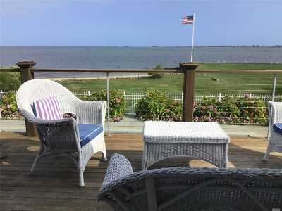 E. Quogue Single Family Home For Sale: 23 Bayside Ave