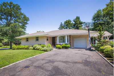 Jericho Single Family Home For Sale: 8 Open St