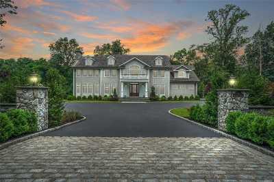 Lloyd Harbor Single Family Home For Sale: 11 Westview Dr