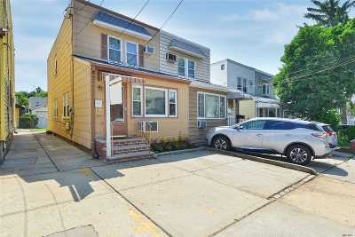 Bayside Single Family Home For Sale: 33-15 202 St