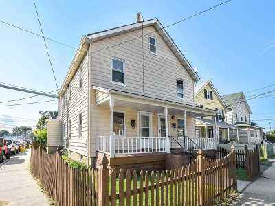 Oyster Bay Multi Family Home For Sale: 52 Maxwell Ave