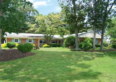 Stony Brook Single Family Home For Sale: 14 Bently Ln