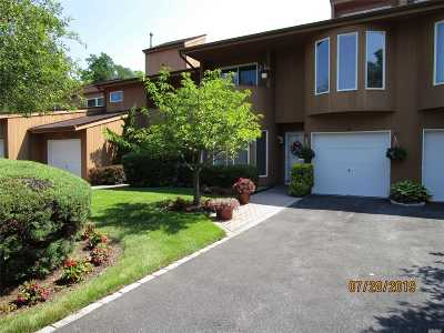 Hauppauge NY Condo/Townhouse For Sale: $439,900