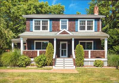 Cutchogue Single Family Home For Sale: 195 Skunk Ln