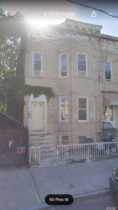 Brooklyn Multi Family Home For Sale: 50 Pine St