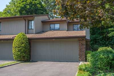 Jericho Condo/Townhouse For Sale: 97 Estate Dr