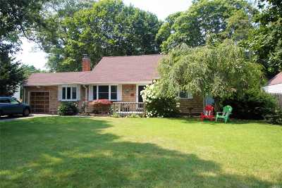 Bayport Single Family Home For Sale: 280 West Rd