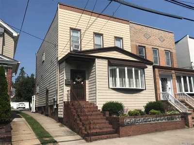 Middle Village Multi Family Home For Sale: 6632 79th Pl